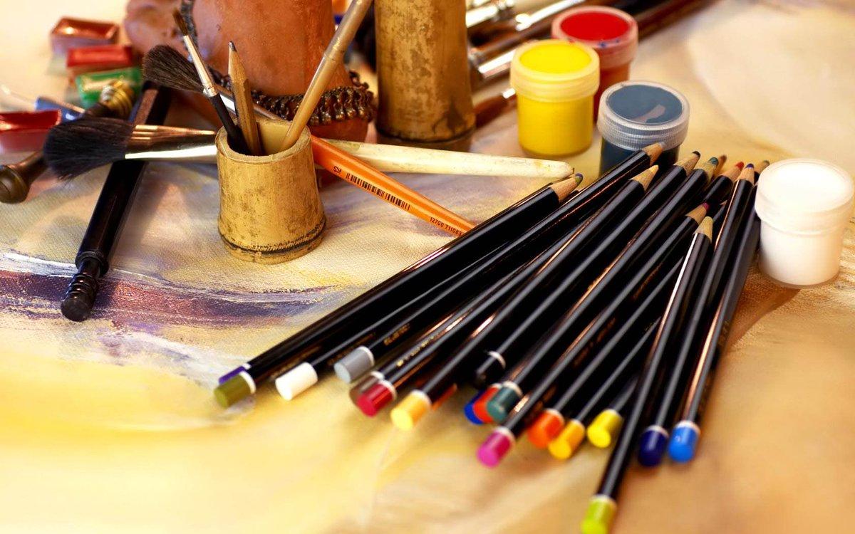 Материалы для художников