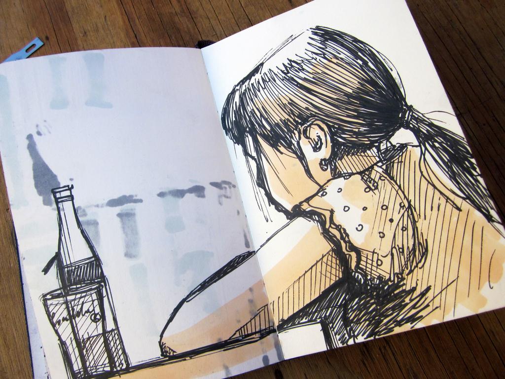 Рисунки для арт бука новые и легкие
