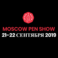 Moscow Pen Show 2019