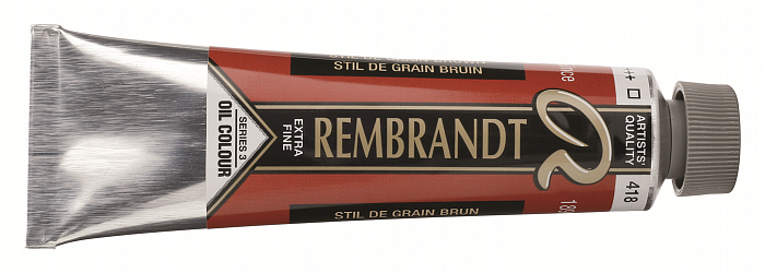 Rembrandt Oil Colour Stil de grain brown