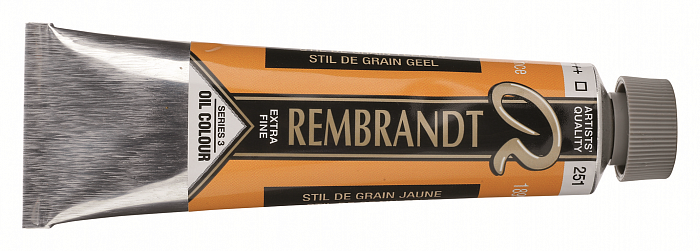 Rembrandt Oil Colour Stil de grain yellow