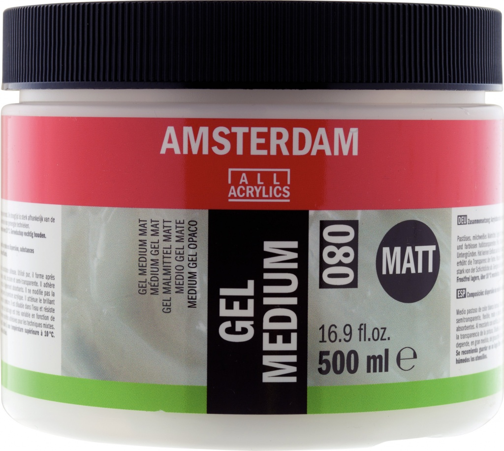 Royal Talens Amsterdam Gel Medium 080 Matt