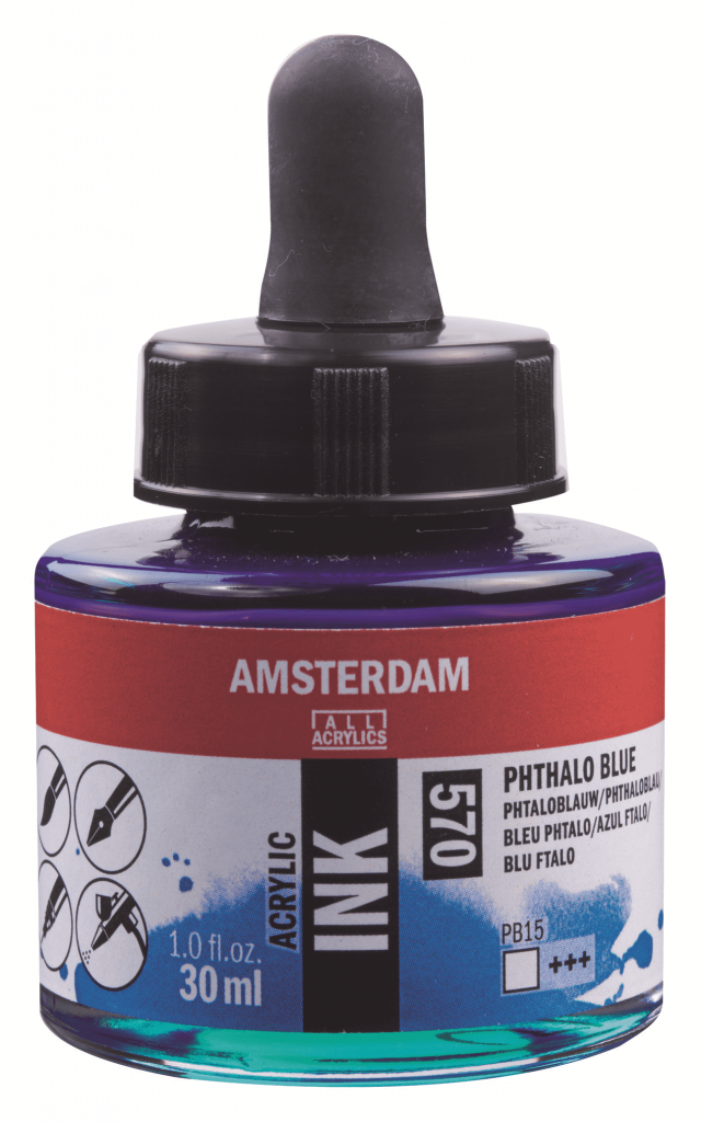 Royal Talens Amsterdam Acrylic Ink №570