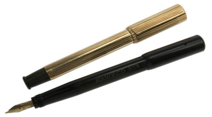 Kaweco Safety pen for Sportsmen 1908 год