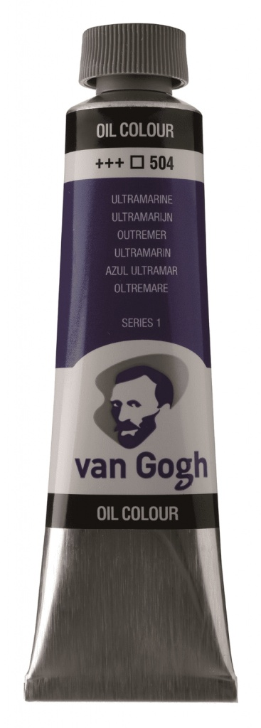 Van Gogh Oil Colour №504