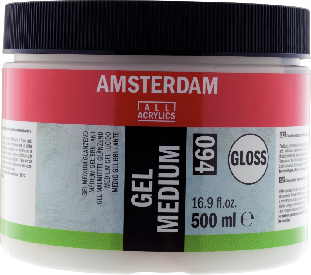 Royal Talens Amsterdam Gel Medium 094 Gloss