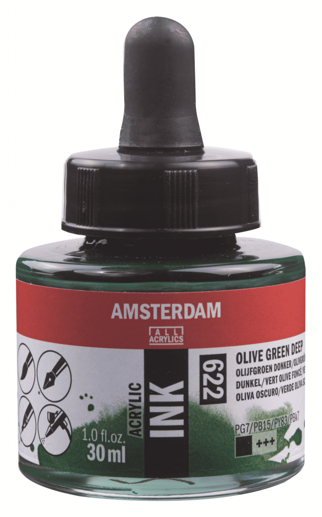 Royal Talens Amsterdam Acrylic Ink №622